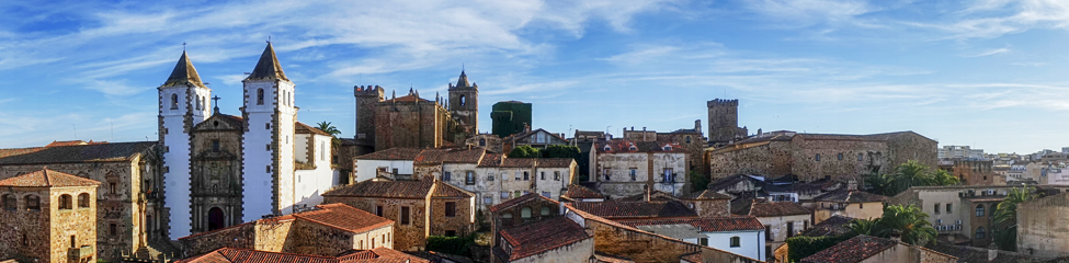 Casco Histórico de Cáceres