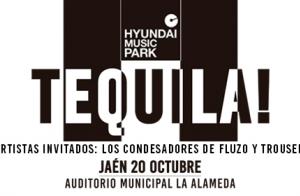 Tequila en concierto, 20 octubre en Jaén