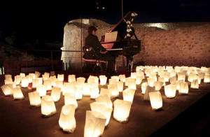 Entradas 1 piano & 200 velas en Granada 12 de agosto