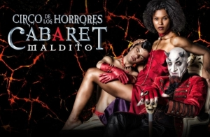Cabaret Maldito en Granada: 4 de Diciembre
