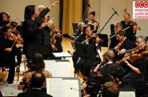 """Entradas """"La Quinta"""" de Mahler, Orquesta Ciudad de Granada"""