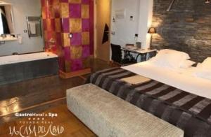 Escapada a Palencia:AD, Spa, masaje, visita a bodega