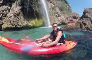 Alquiler Kayak + Snorkel para 2 personas