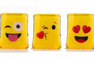 Mochila de emojis