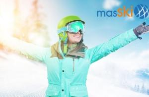 Alquier de equipo completo esquí o snowboard