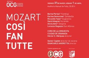 Mozart interpretado por Orquesta Ciudad de Granada