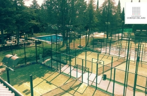 Alquiler pistas de tenis para 2 o 4 personas
