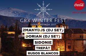 Entradas GRX Winter Fest 2017