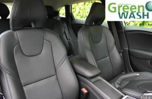 Limpieza asientos de cuero para tu coche