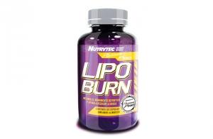 Complemento alimenticio quemagrasas LipoBurn con L-carnitina
