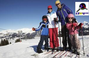 Cursos de esquí o snow en Sierra Nevada con Extrenieve