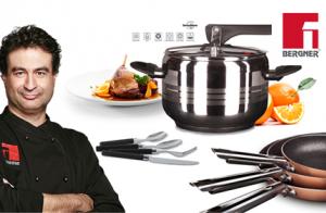 Set de cocina 29 piezas BERGNER