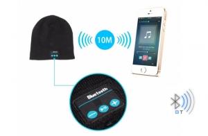 Gorro Bluetooth con micrófono IC