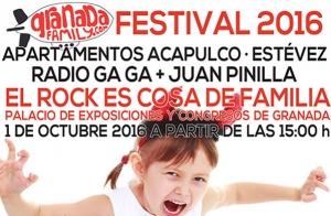 Entradas para Granada Family Festival
