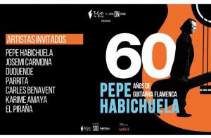 Concierto homenaje Pepe Habichuela, 22 diciembre