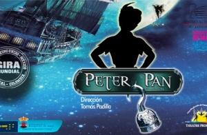 Entradas Peter Pan, El Musical, 23 diciembre, Roquetas