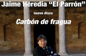 Entradas para Jaime Heredia ''El Parrón''