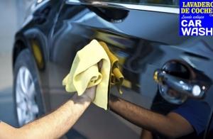 Lavado manual para tu coche