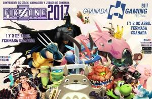 Entradas para FicZone + Granada Gaming