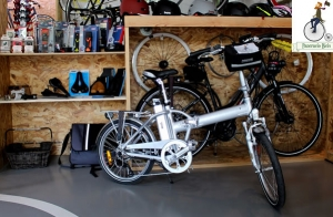 ¡Pasea por Granada en bici eléctrica!