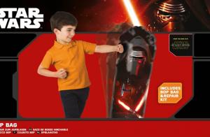 Saco de boxeo hinchable Star Wars
