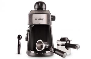 Cafetera Espresso Silvano con presión de 3,5 bares