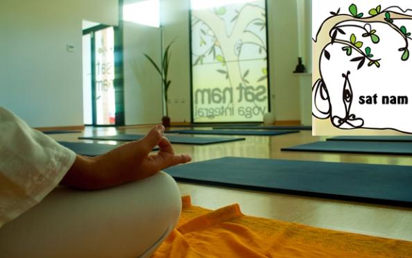1 Mes de yoga integral o ashtanga yoga