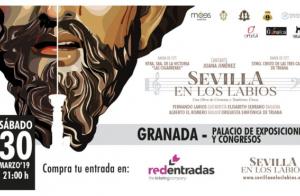 Sevilla en Los Labios, 30 marzo