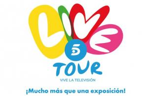 Entradas Telecinco Live, expo show televisivo