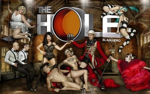 The Hole. Entradas Nivel A. Viernes 5 de junio