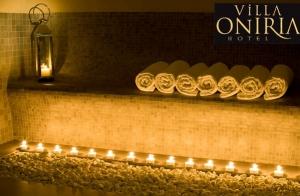 Relájate en el Spa de Villa Oniria