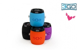 Altavoz Bluetooth DAMPY