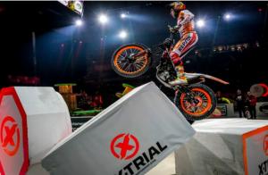 Entradas Campeonato del Mundo de  X-Trial día 23/02  planta 3 zona 2