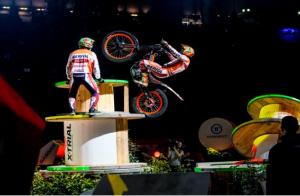 Entradas Campeonato del Mundo de  X-Trial día 23/02  planta 1 zona 5